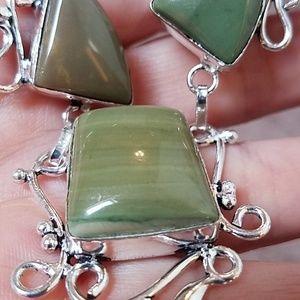 Jewelry - Imperial Jasper  gemstone necklace